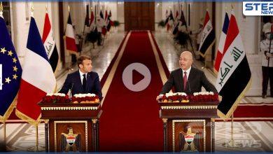 بالفيديو|| مواقف محرجة تعرض لها الرئيس الفرنسي إيمانويل ماكرون بجولته إلى لبنان والعراق