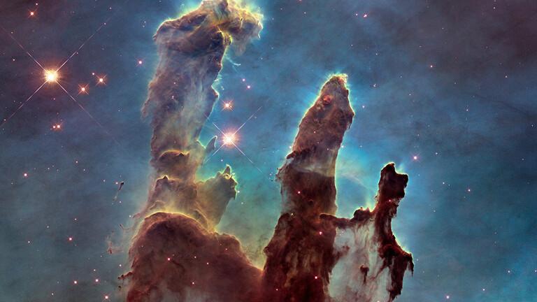 بالفيديو|| ناسا تستعرض أضواء درب التبانة الساحرة .. وصوت مركز المجرة