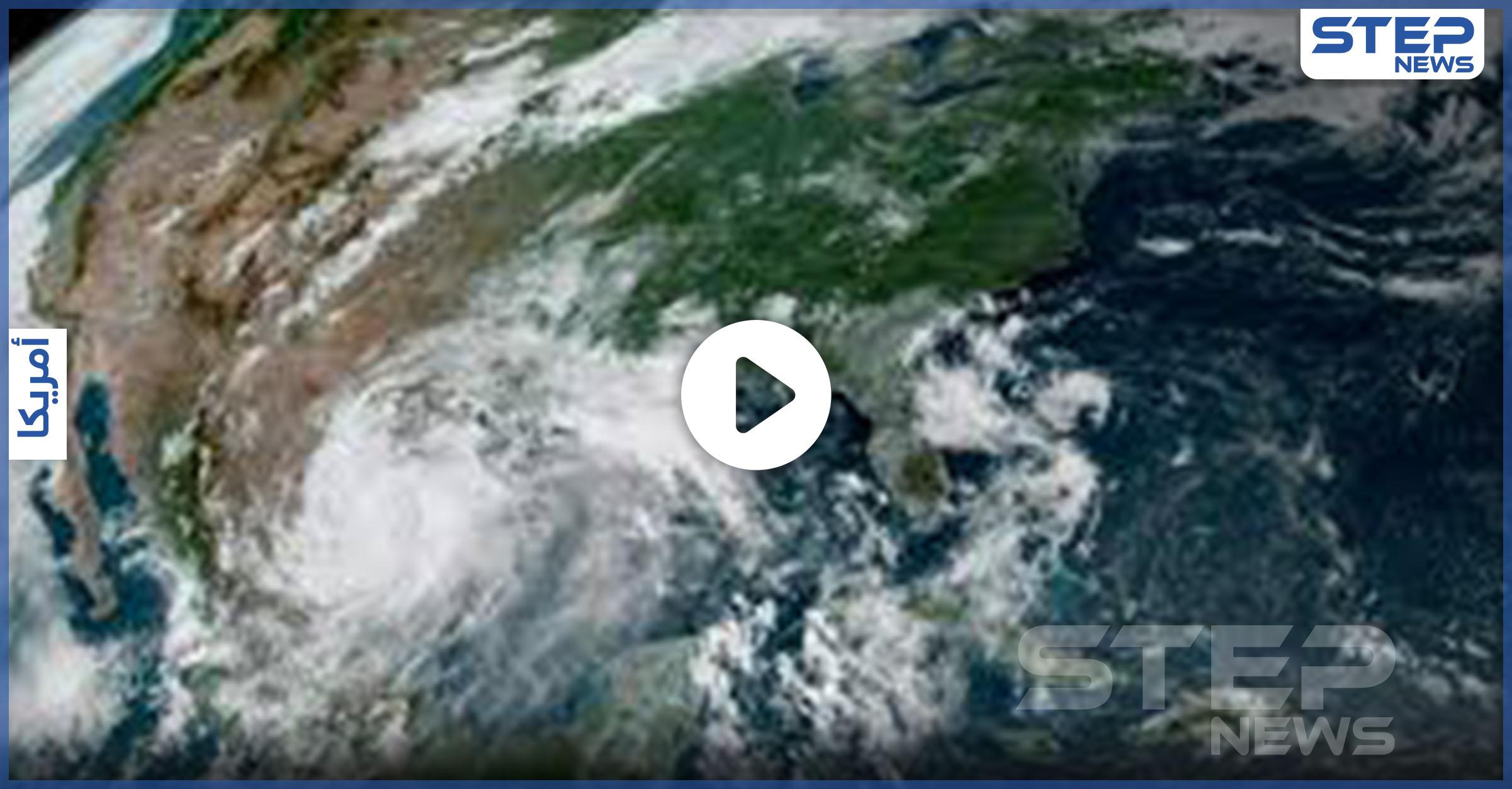 أعاصير تضرب سواحل أمريكا