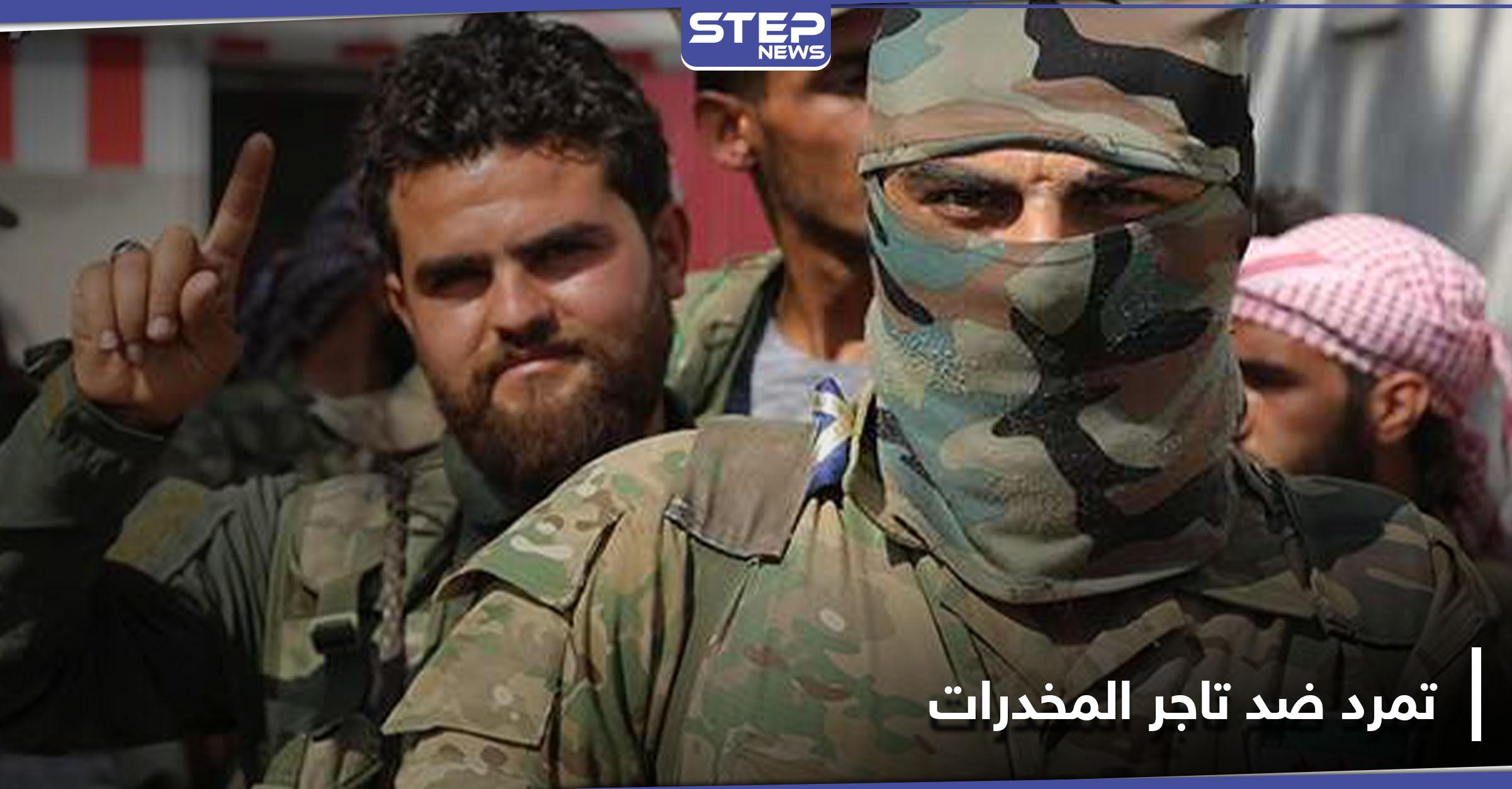 عناصر من المرتزقة السوريين في ليبيا