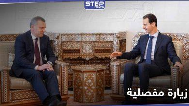 شخصية بالنظام السوري تكشف عن محاور زيارة الوفد الروسي للأسد.. والتفاصيل