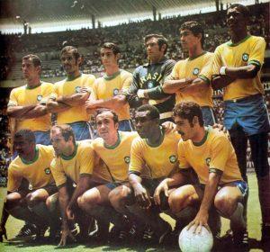 منتخب البرازيل الفائز بلقب كأس العالم 1970