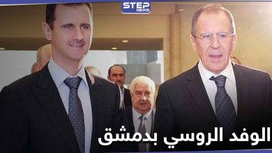 صحيفة.. الوفد الروسي بدمشق لفرض المرحلة الانتقالية على الأسد وحل خلافات مخلوف المصاب بكورونا