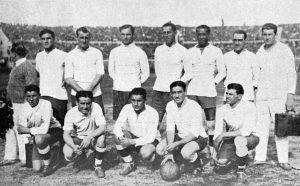 منتخب الأوروغواي أول منتخب فاز بلقب كأس العالم