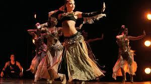 أهمية الرقص الشرقي