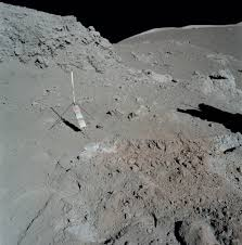 أتربة القمر