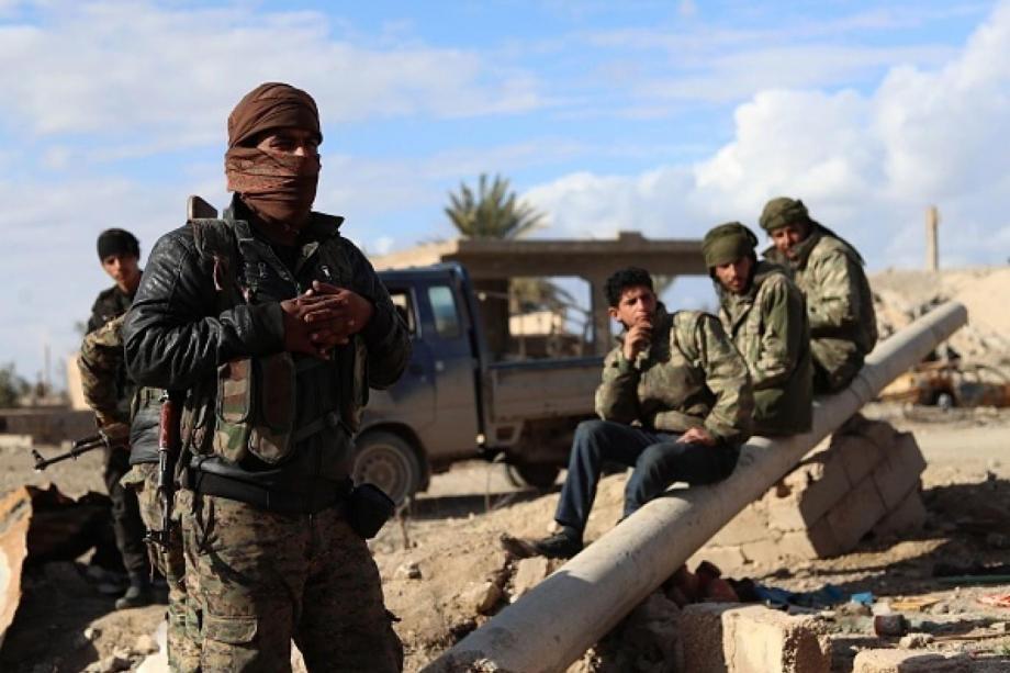 خاص   قيادي بـ الفيلق الخامس بكشف عن خسائر الشهر الحالي نتيجة هجمات داعش بالبادية السورية