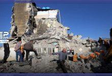 زلزال مدمر في تركيا