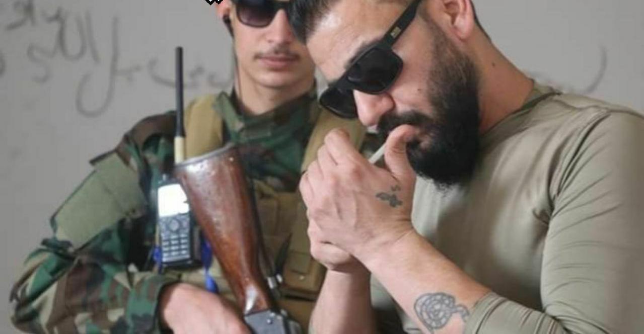 عناصر من المرتزقة السوريين في ليبيا يتمردون على قائدهم علاء جنيد