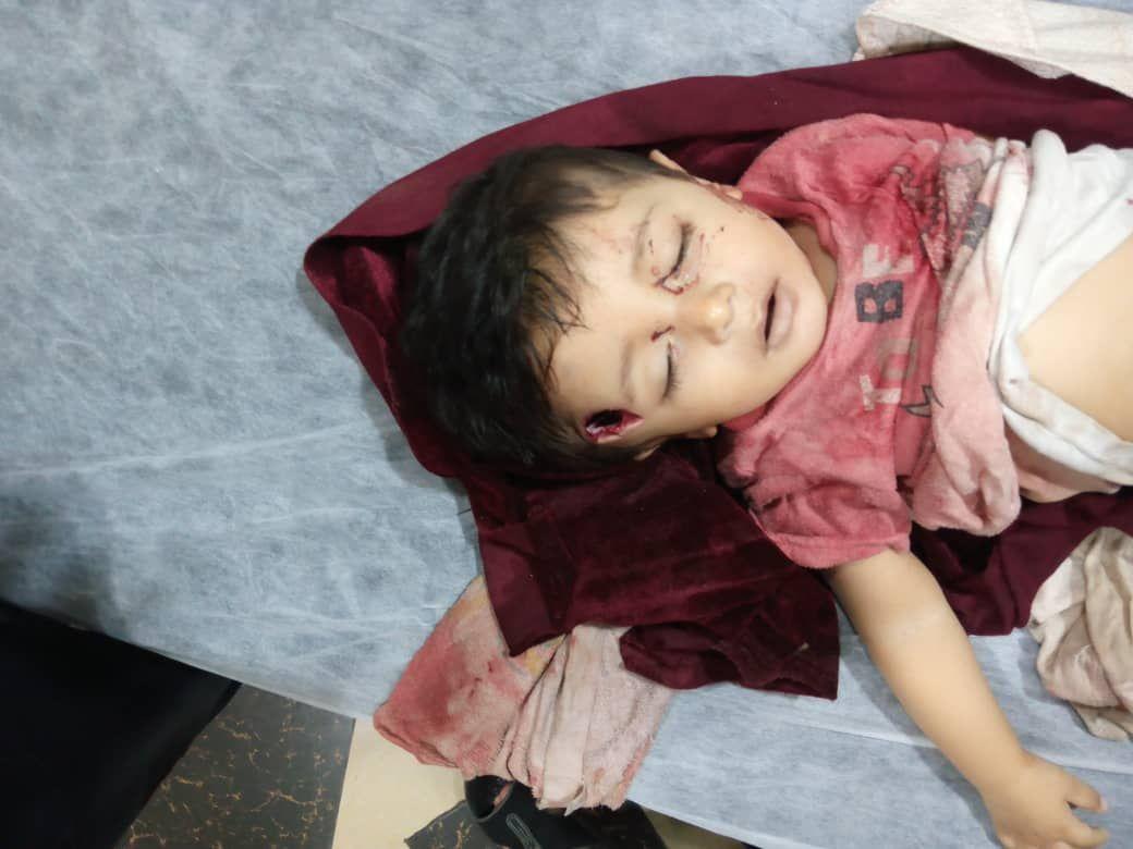 بالفيديو   مقتل طفل صغير برصاص قوات المعارضة المدعومة تركيّاً بعفرين خلال تبادل إطلاق نار مع مجهولين