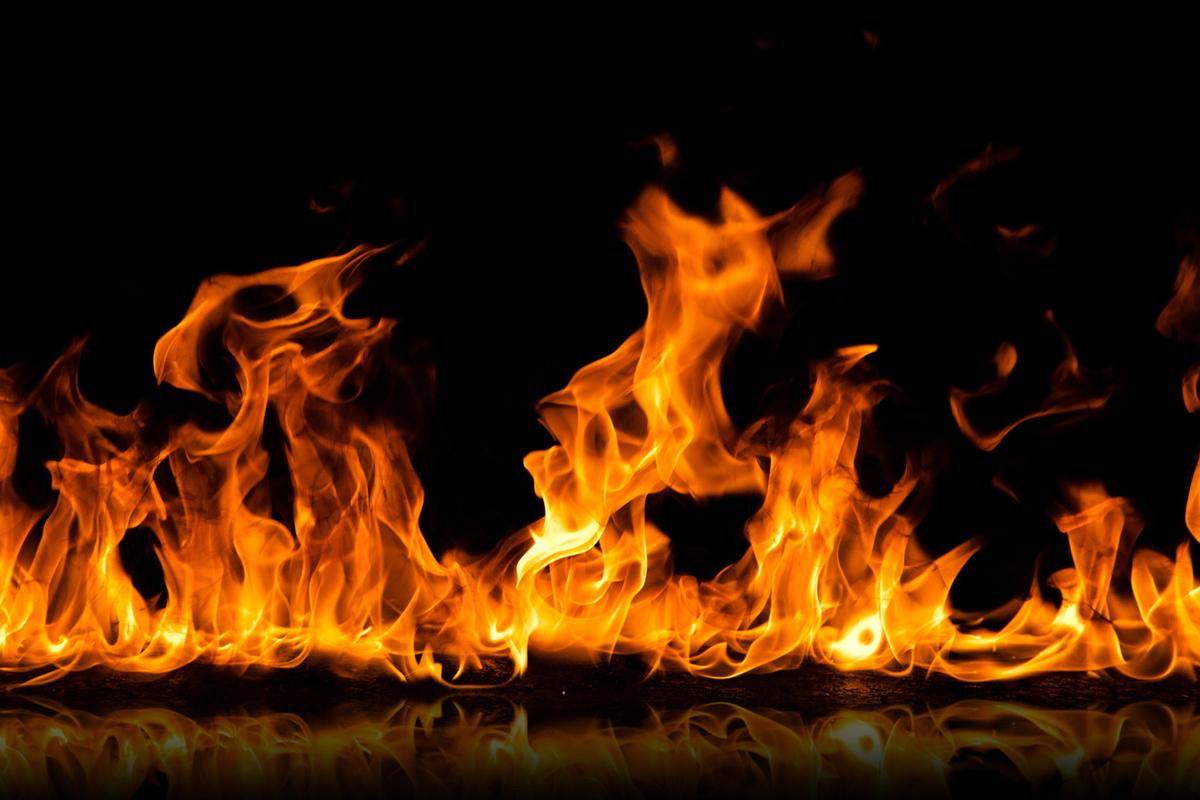 تفسير حلم النار المشتعلة