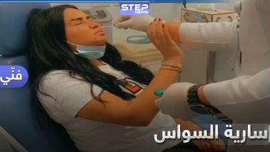 الفنانة سارية السواس مصابة بكورونا وأبناؤها يدعون لها بالشفاء