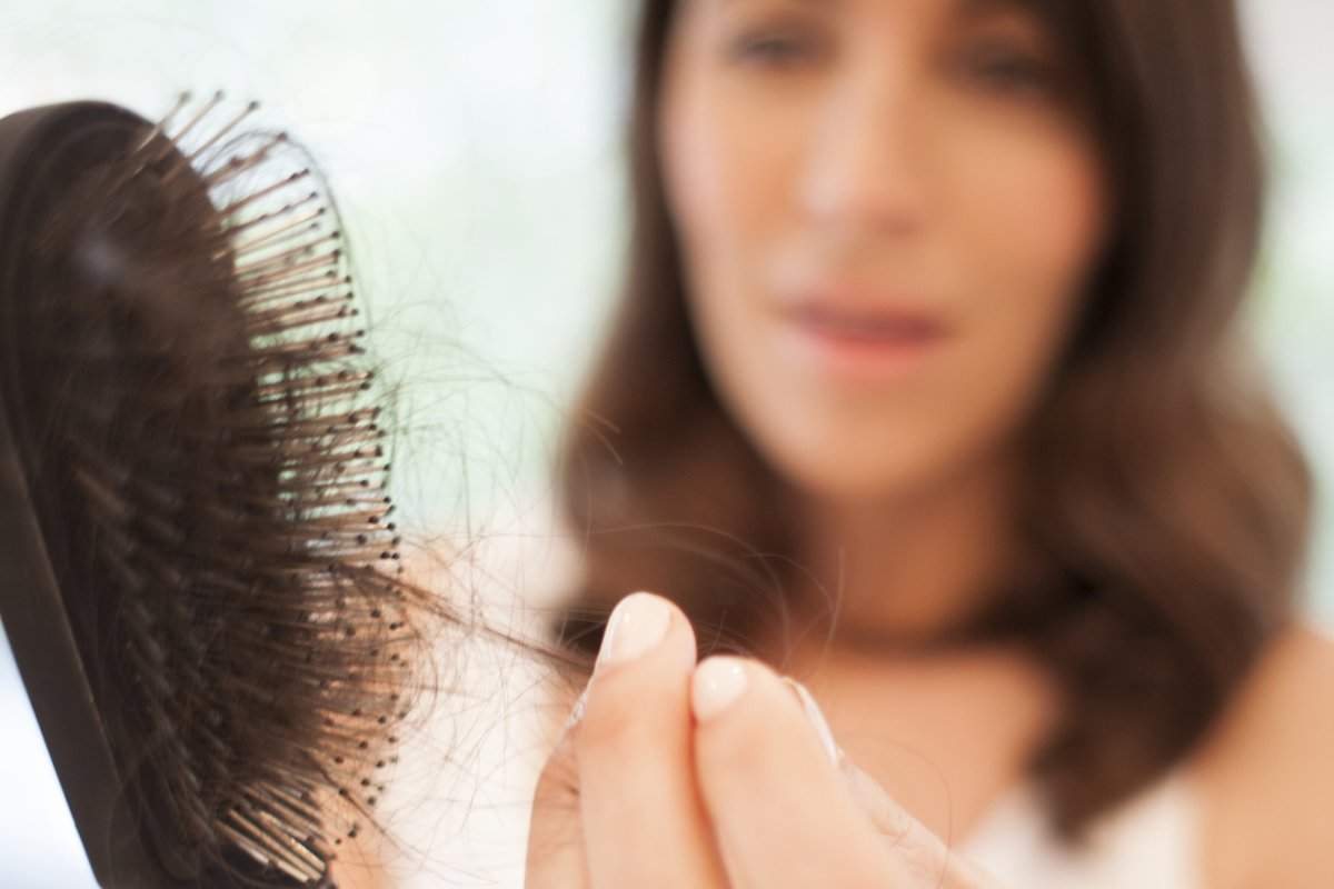 تفسير حلم تساقط الشعر والصلع
