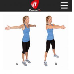 تمرينات رياضية لتنحيف اليدين