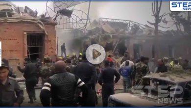 فشل وقف إطلاق النار.. وأذربيجان تتهم أرمينيا بقصف مدينة غنجة ثاني أكبر المدن المأهولة (فيديو)