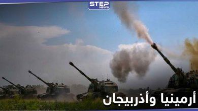 للمرة الأولى وزارة الدفاع الأذرية تصرح بقصف أهداف هامة داخل الأراضي الأرمينية (فيديو)