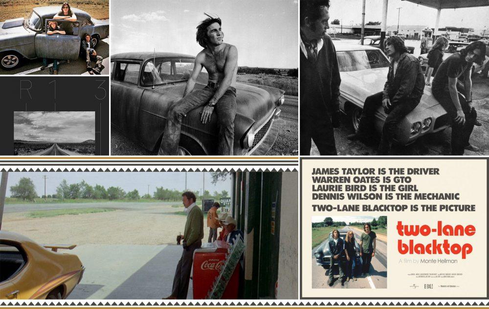 فلم Two-Lane Blacktop 1971