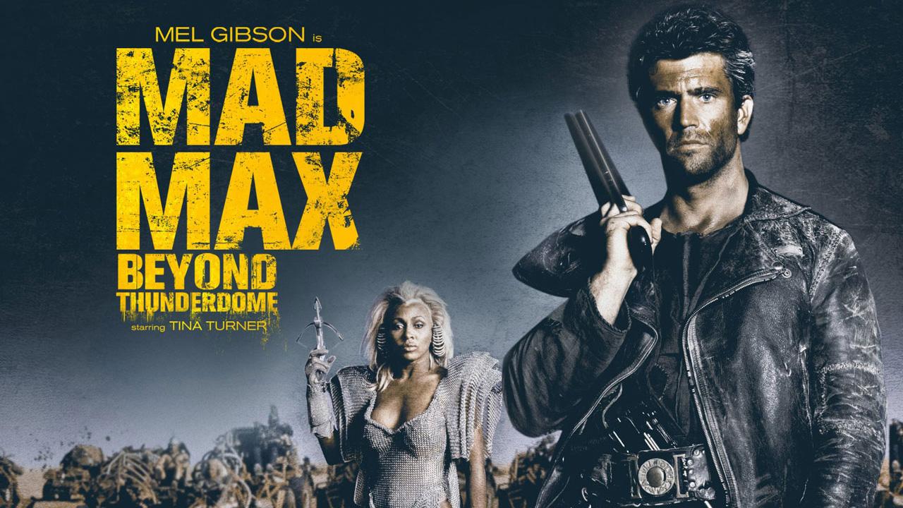سلسلة (Mad Max (1979 : 1985