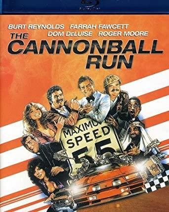 سلسلة (The Cannonball Run (1981: 1989