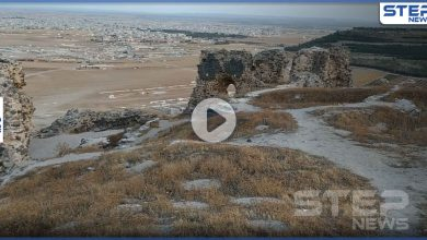 تقرير مصور|| قلعة شميميس.. قلعة عسكرية أثرية تحولت لمرصد يقصف المدنيين على يد قوات النظام السوري