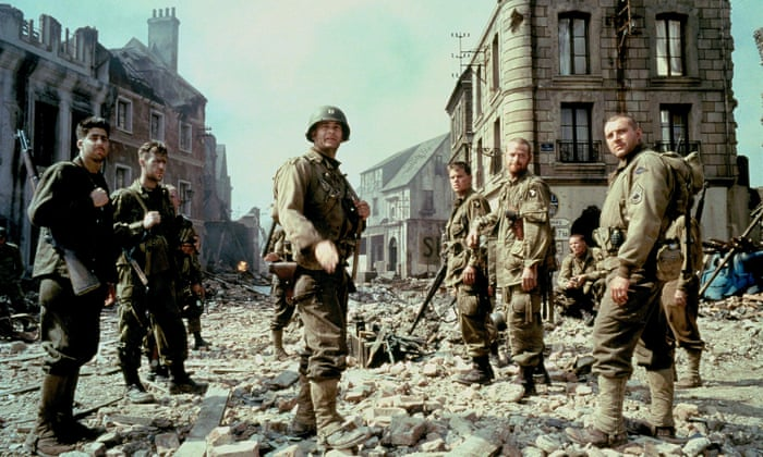 أفلام أكشن الحروب - Saving Private Ryan