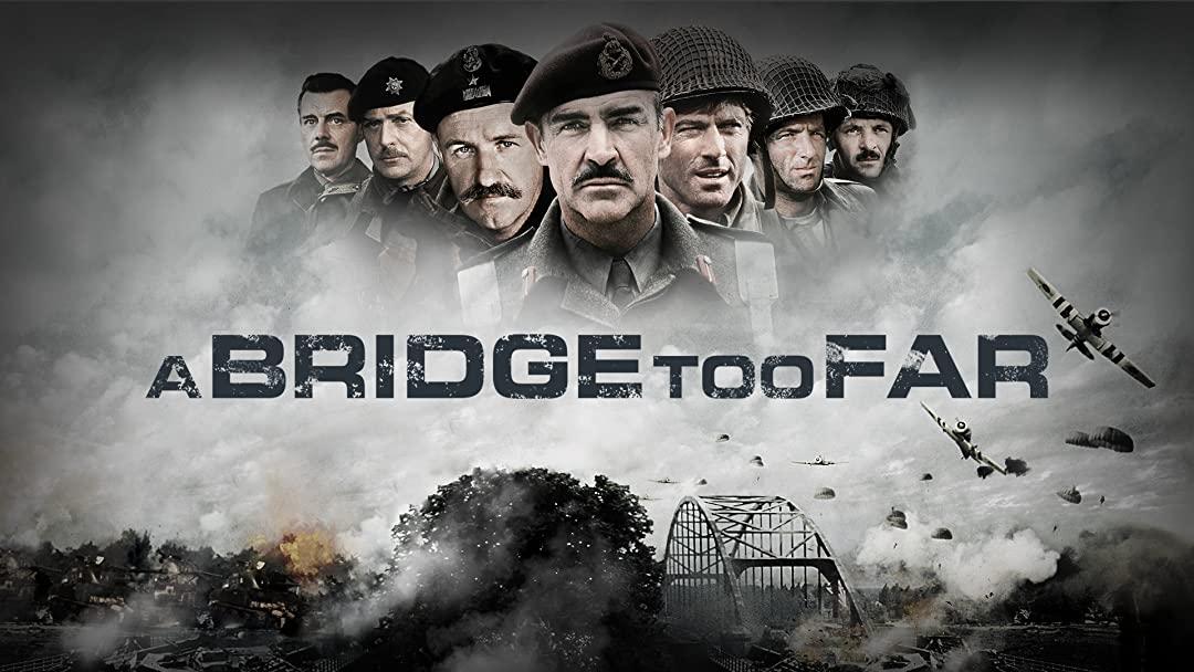 أفلام أكشن الحروب - A bridge too far