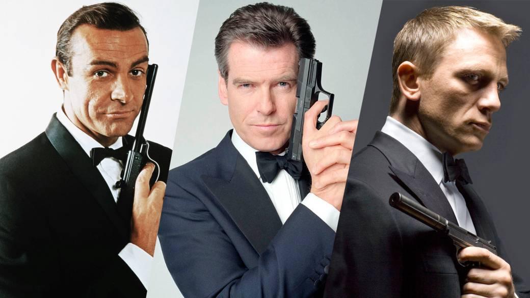 سلاسل أفلام - James Bond