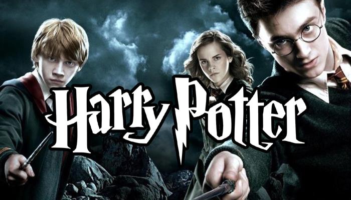 سلاسل أفلام - Harry Potter