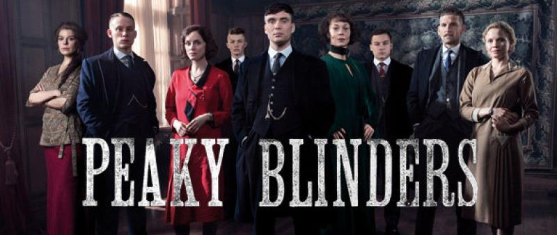 أفضل مسلسلات نتفليكس - مسلسل Peaky Blinders