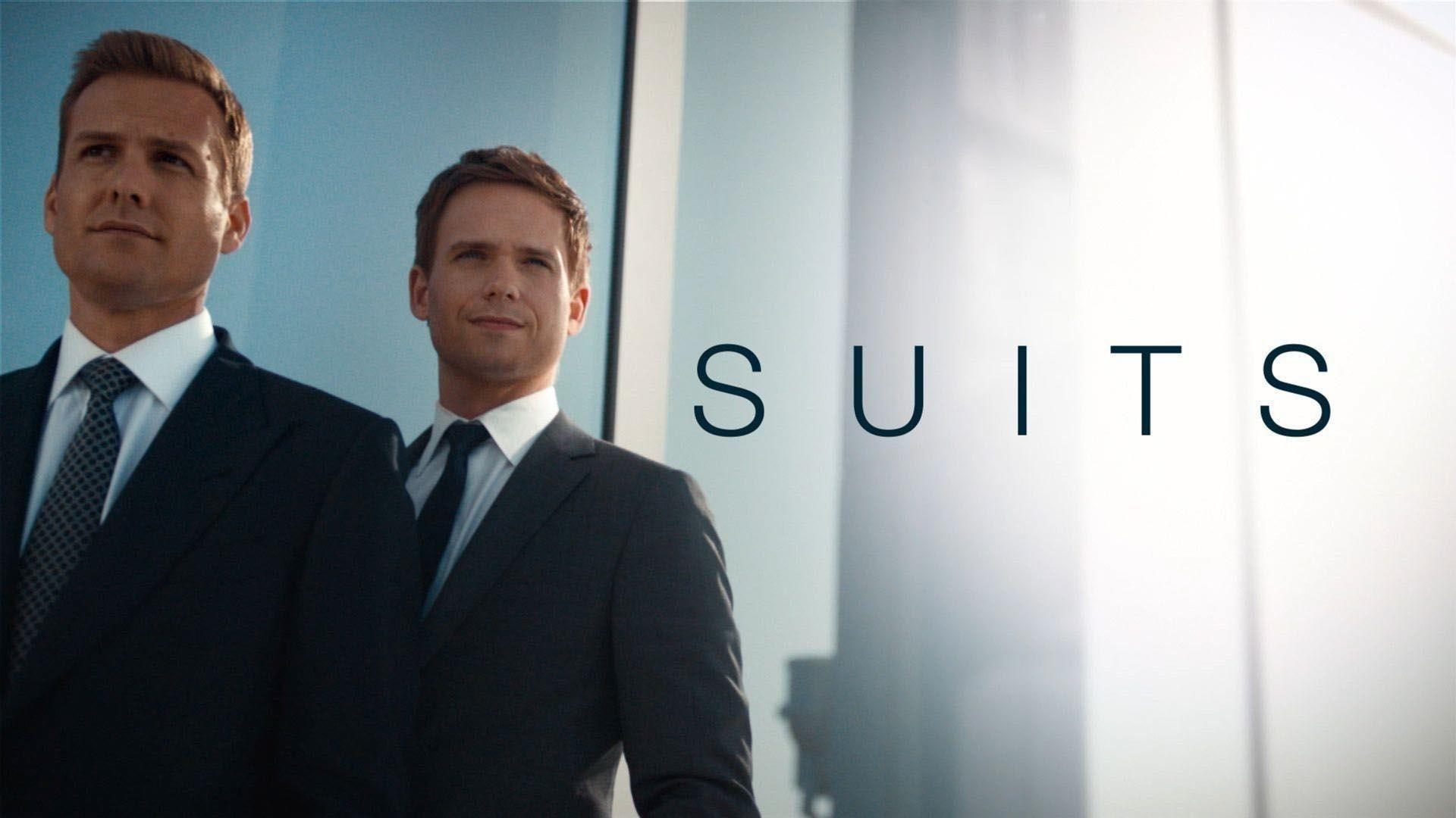 أفضل مسلسلات نتفليكس - مسلسل Suits