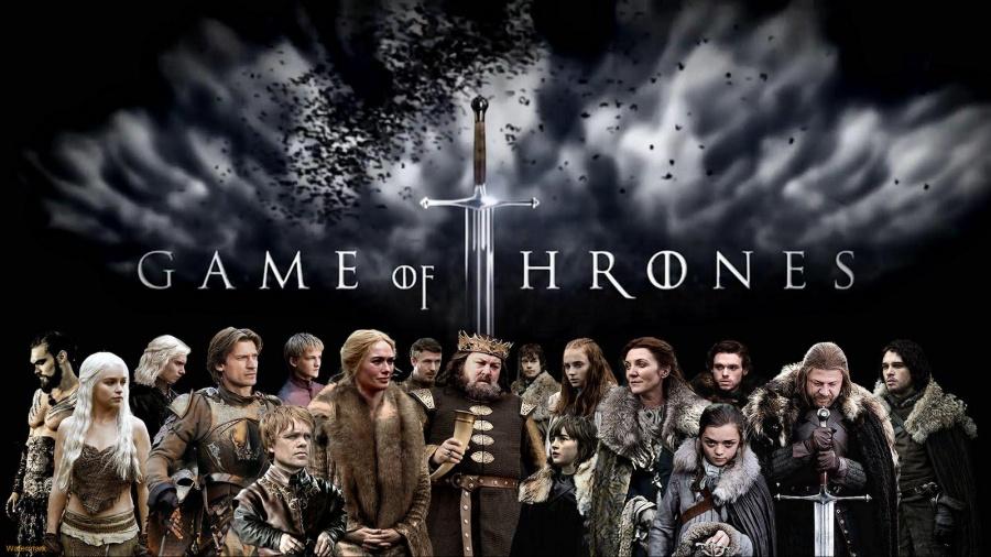 أفضل المسلسلات الأجنبية - مسلسل Game of Thrones