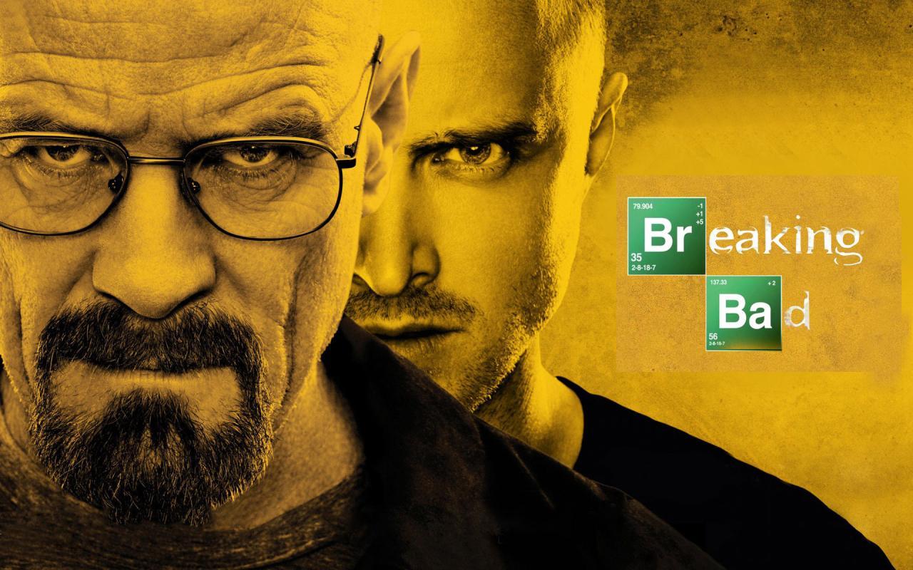 أفضل المسلسلات الأجنبية - مسلسل Breaking Bad