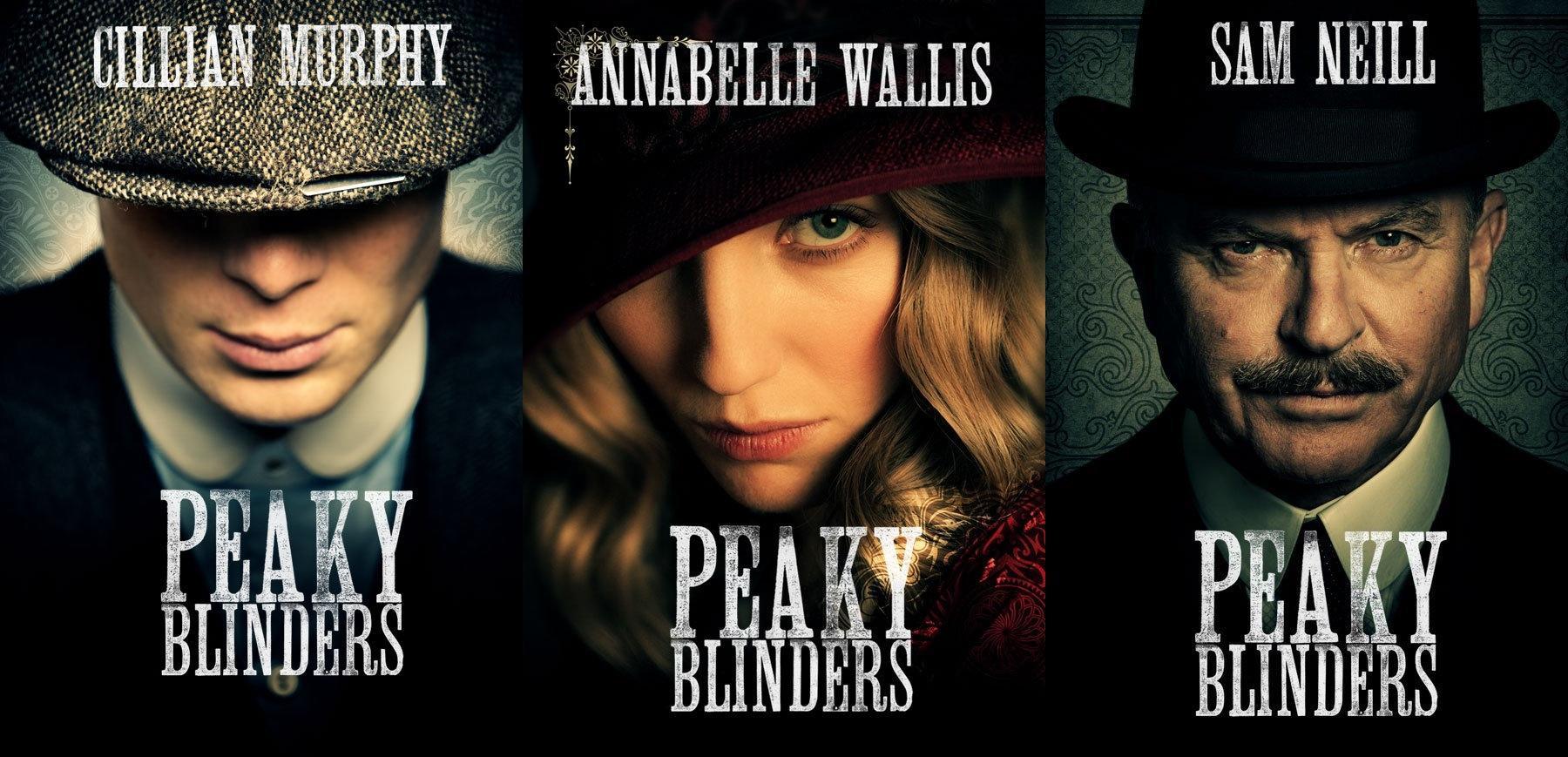 أفضل المسلسلات الأجنبية - مسلسل Peaky Blinders