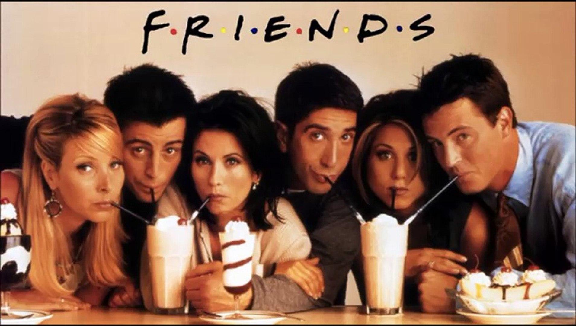 أفضل المسلسلات الاجنبية - مسلسل Friends