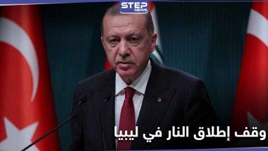 أردوغان يعلن موقفه من إتفاق وقف إطلاق النار في ليبيا والتهدئة مع أرمينيا واليونان