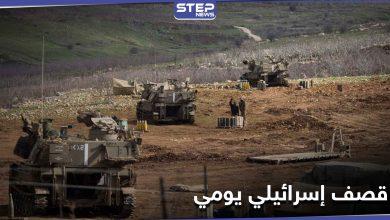 خاص|| القوات الإسرائيلية تستهدف هذه النقاط في القنيطرة يومياً والنظام السوري يلتزم الصمت