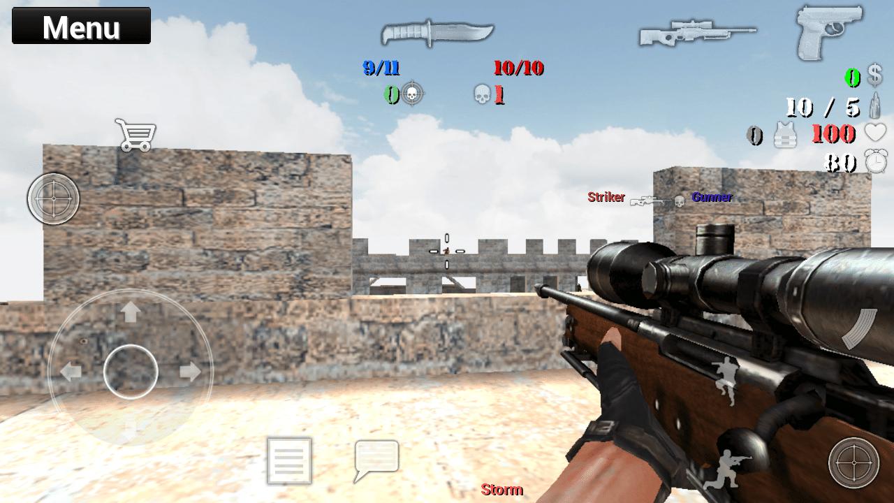 ألعاب حرب أوف لاين - Special Forces Group 2