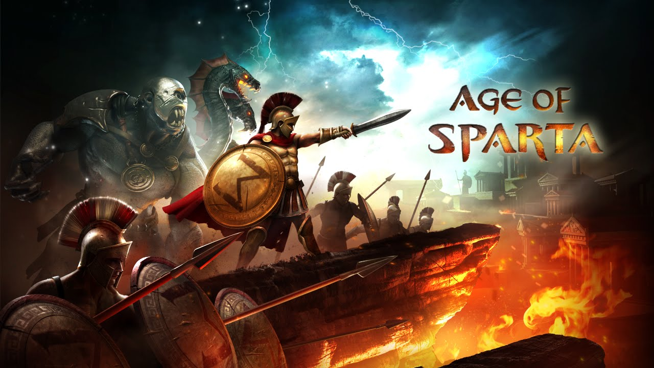 ألعاب حرب أوفلاين - Age of Sparta