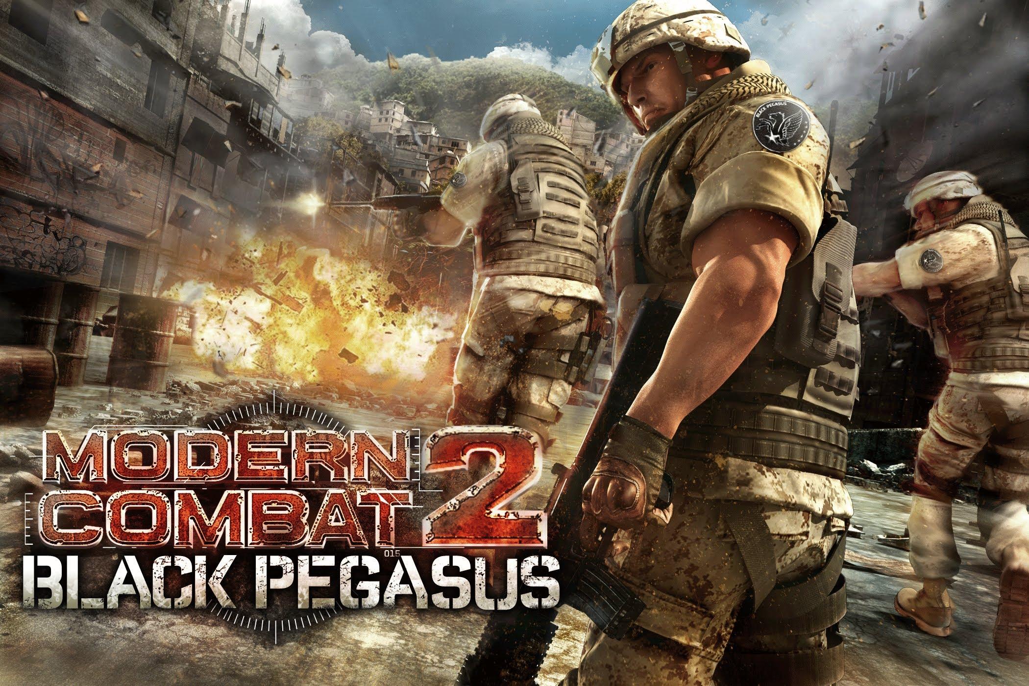 ألعاب حرب أوفلاين - Modern Combat 2