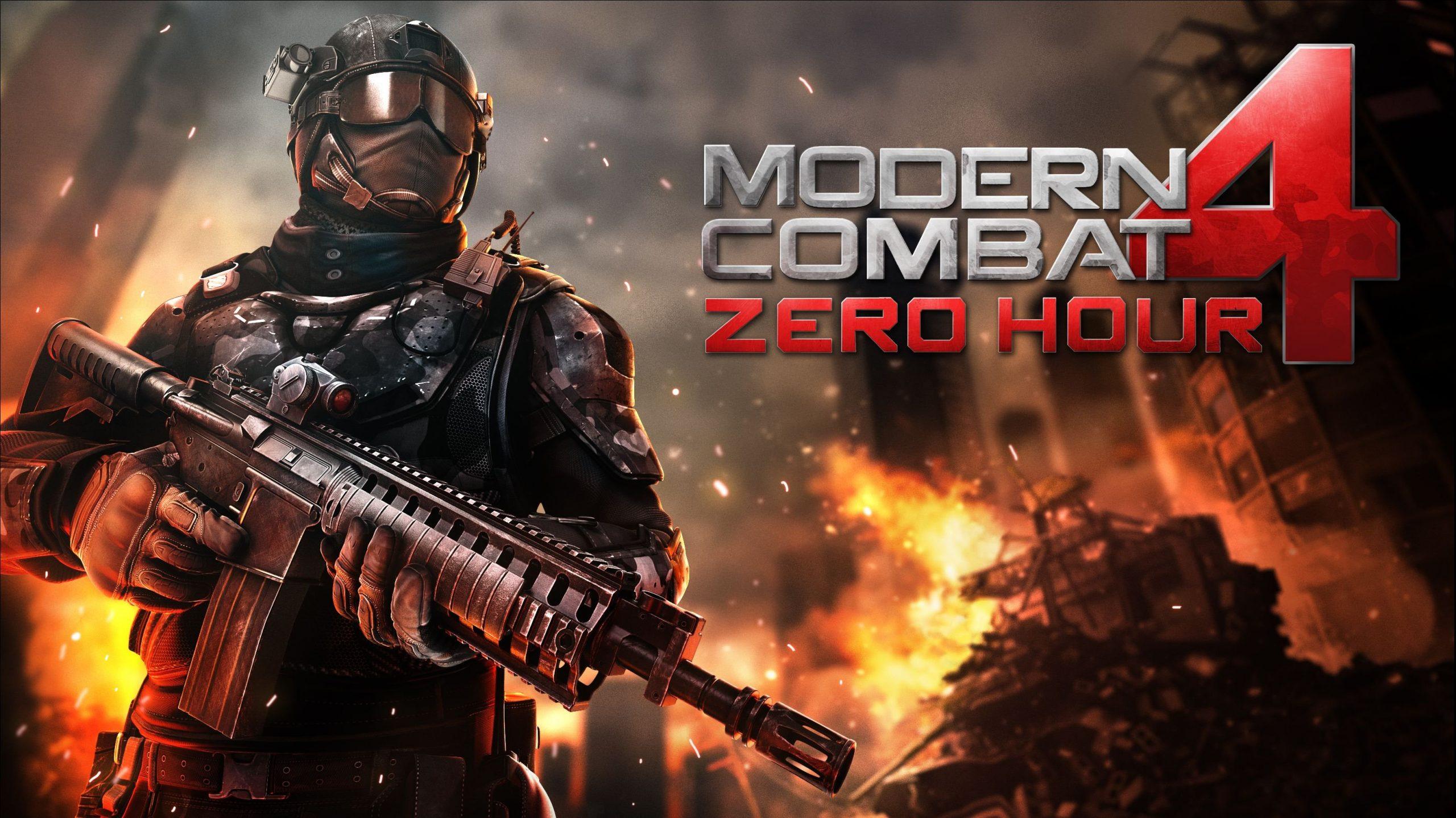 ألعاب حرب أوفلاين - Modern Combat 4 Zero Hour