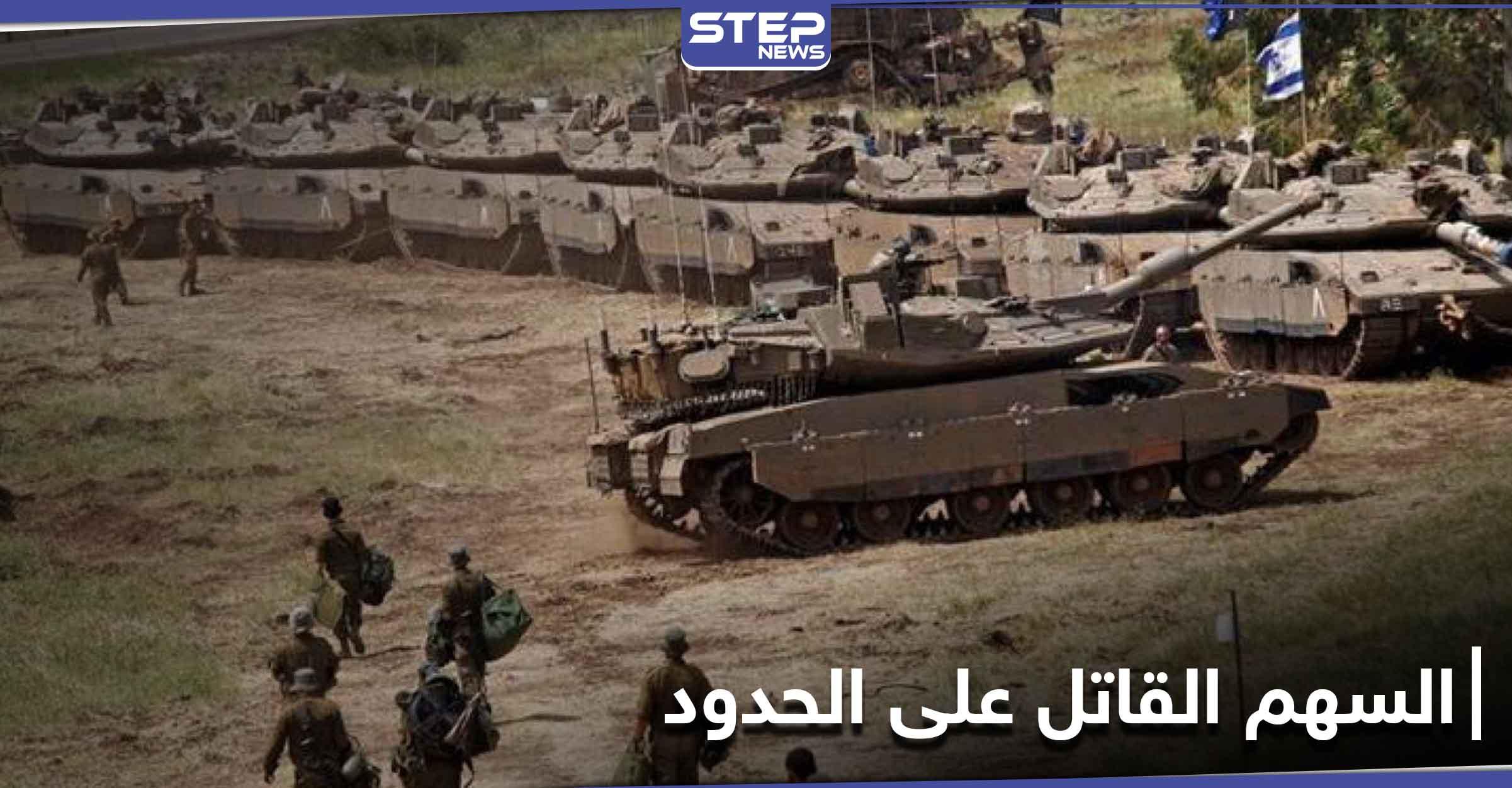 ناطق باسم الجيش الإسرائيلي يتحدث عن الاستعداد لعملية عسكرية على حدود سوريا ولبنان