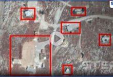 بالفيديو|| أكثر من 100 قتيل وجريح من فيلق الشام الموالي لتركيا جراء غارات روسية على إدلب
