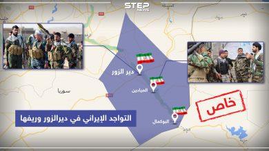 التواجد الإيراني في ديرالزور: الميليشيات وتعداد عناصرها ورواتب خجولة يتقاضونها للاستمرار بقتل السوريين