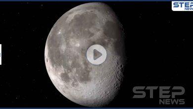 بالفيديو|| ناسا تكشف عن عثورها على المياه بأجزاء معينة من سطح القمر