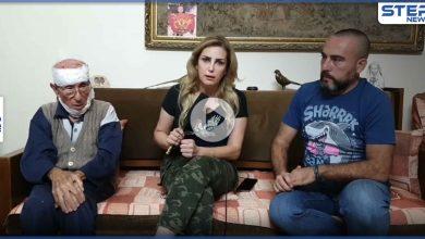 بالفيديو|| الاعتداء على رجل مسن أمام أحد أفران دمشق من رجل سُلطة يثير بعض السخط