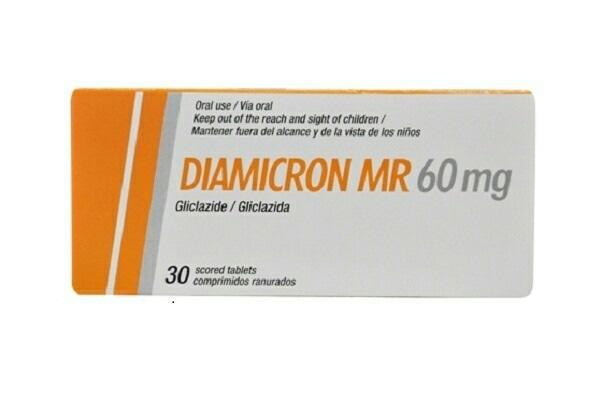 دواء diamicron لعلاج مرضى السكر