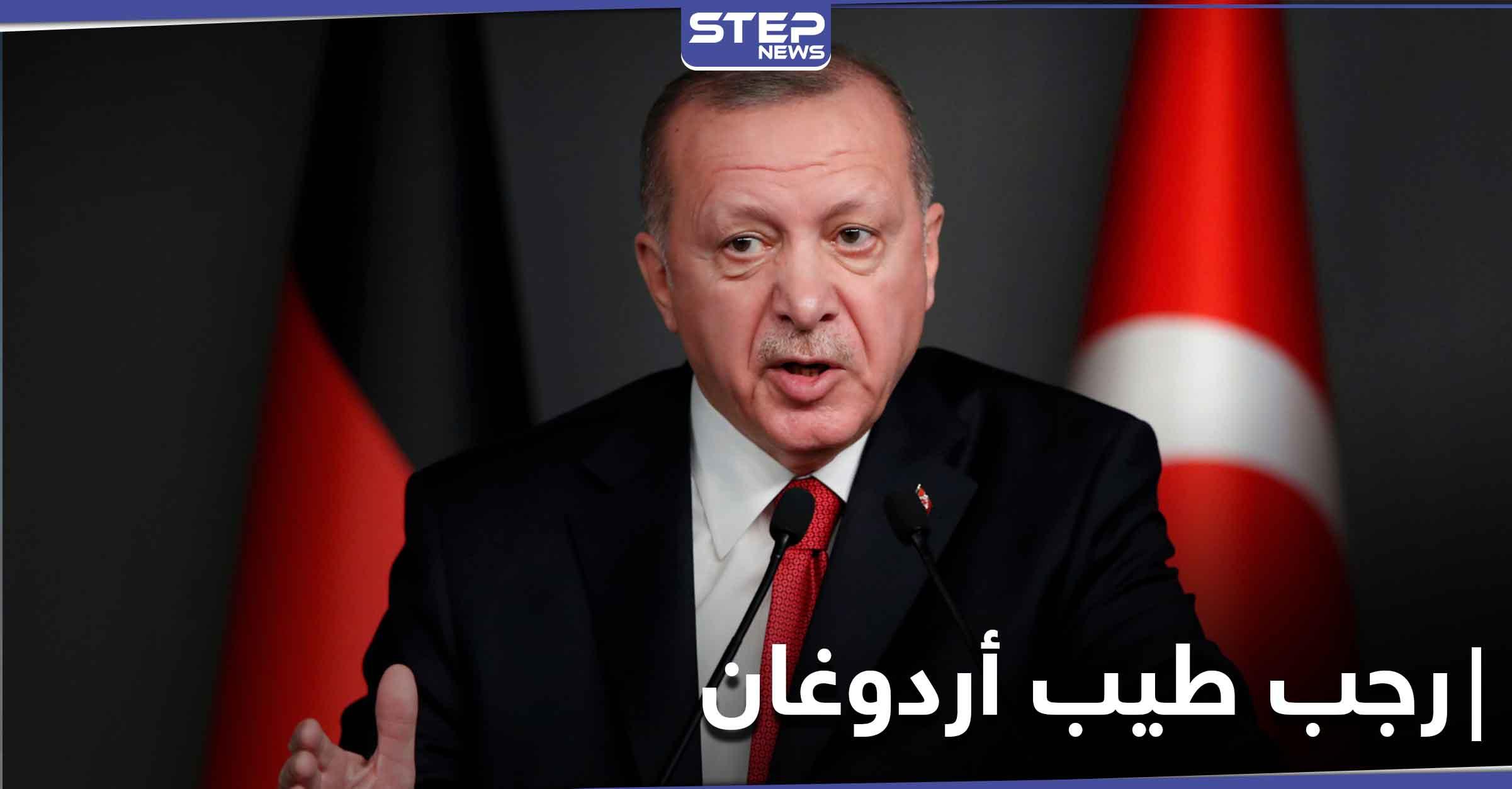 """أردوغان يهاجم الرئيس الفرنسي و يدعو للتخلص من عدة أنظمة """"مارقة"""" بينها نظام الأسد"""