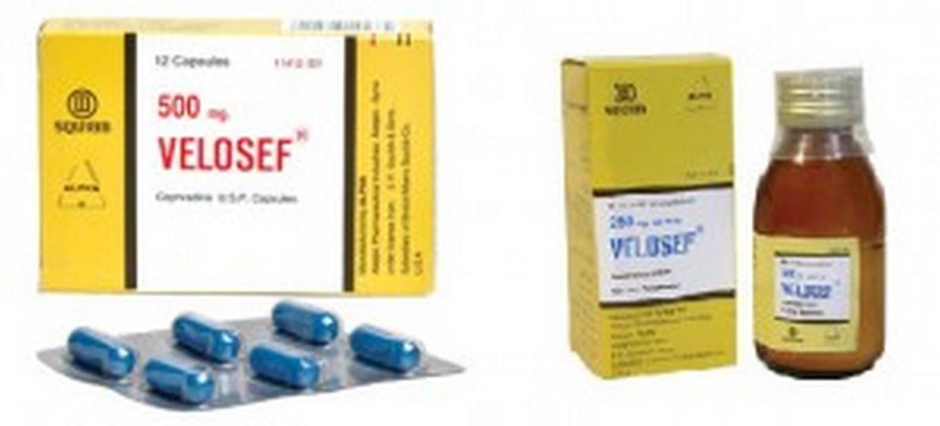 دواء فيلوسيف لعلاج الالتهابات