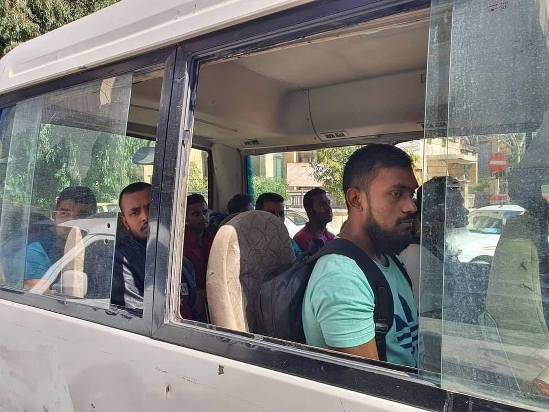 القبض على أشخاص من بنغلادش وصلوا إلى حلب