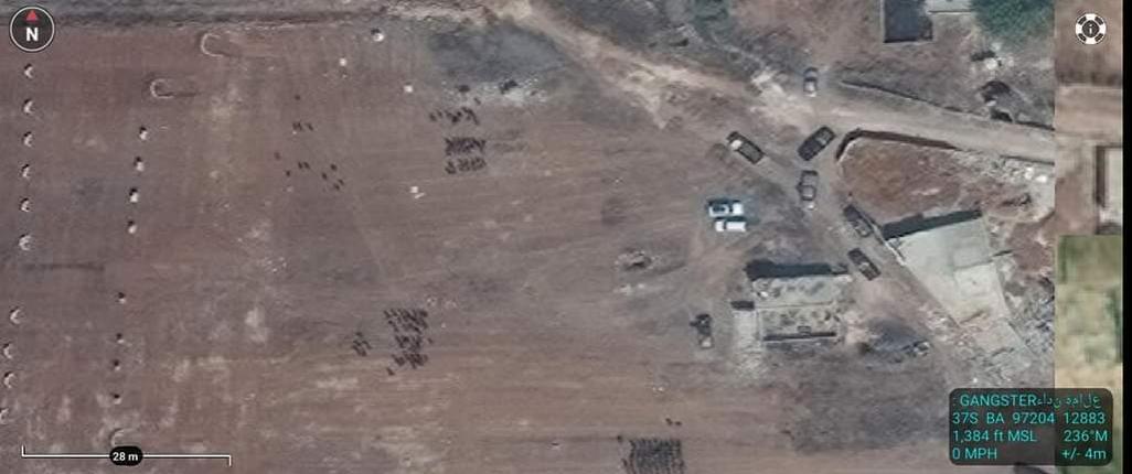 قوات النظام السوري تحول أرزاق المدنيين في ريف إدلب الجنوبي